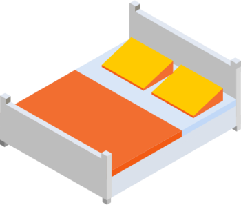 bed แปลว่า เตียงนอน