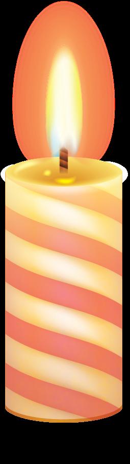 candle แปลว่า เทียนไข
