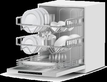 dishwasher แปลว่า เครื่องล้างจาน