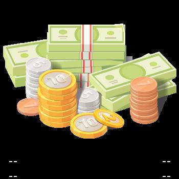 dollar แปลว่า ดอลลาร์ (หน่วยเงินตรา)