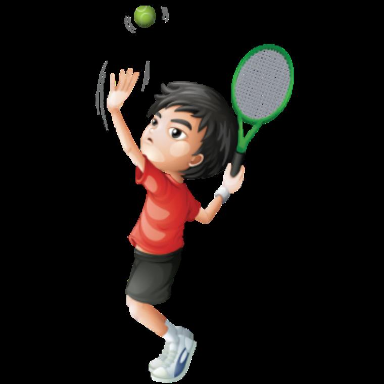 lob แปลว่า การตีลูกเทนนิส
