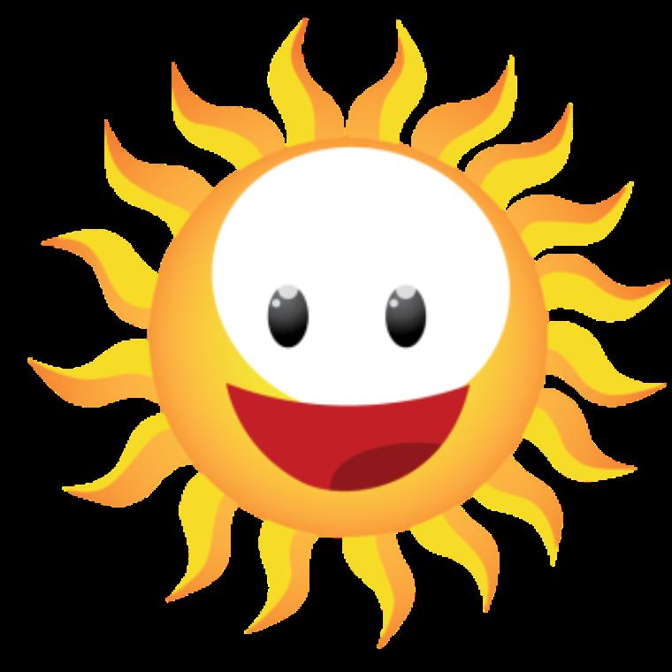 sun แปลว่า อาบแดด