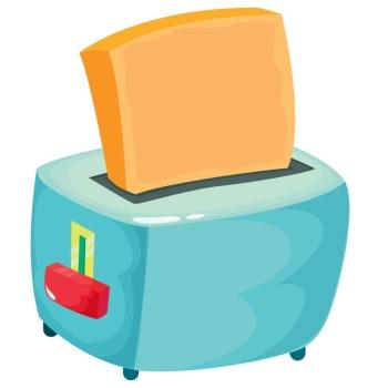 toaster แปลว่า เครื่องปิ้งขนมปัง