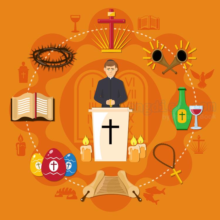 Christianity แปลว่า ศาสนาคริสต์