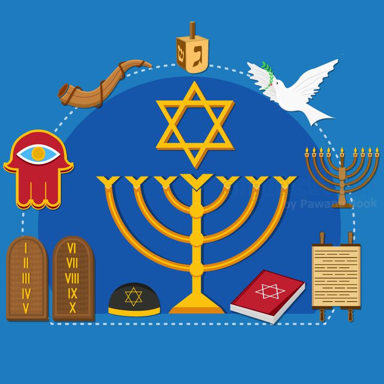 Judaism แปลว่า ศาสนาของยิว