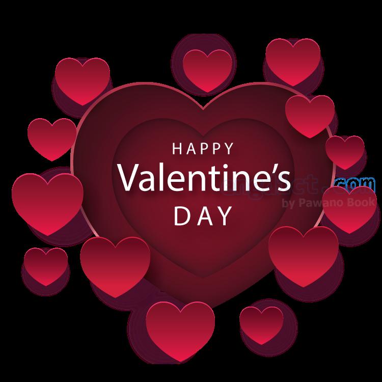 Valentine's Day แปลว่า วันวาเลนไทน์