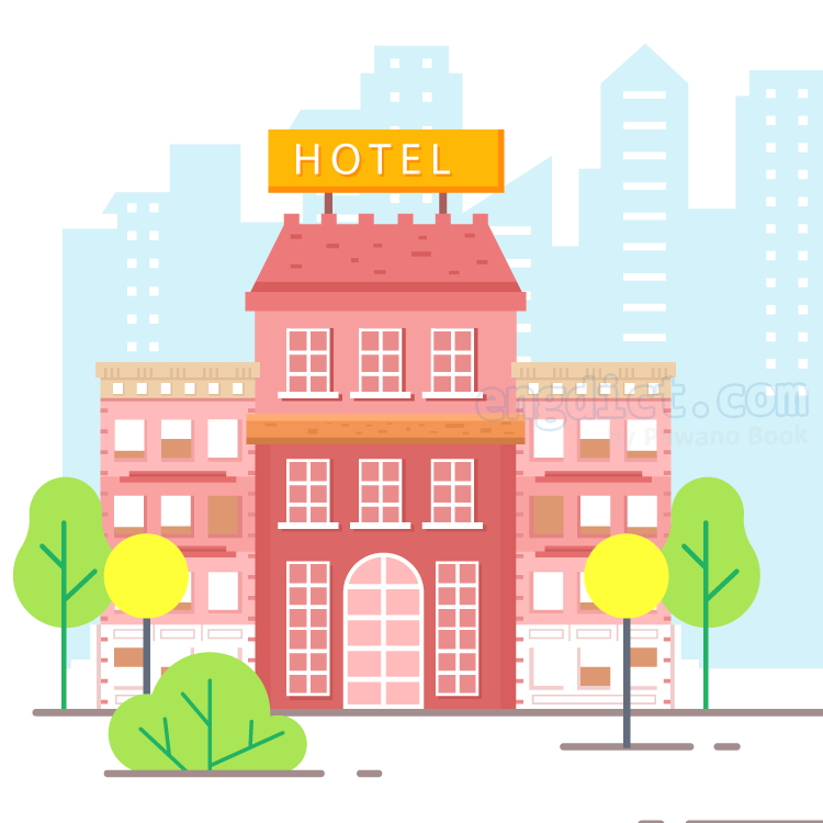 accommodation แปลว่า ที่พัก