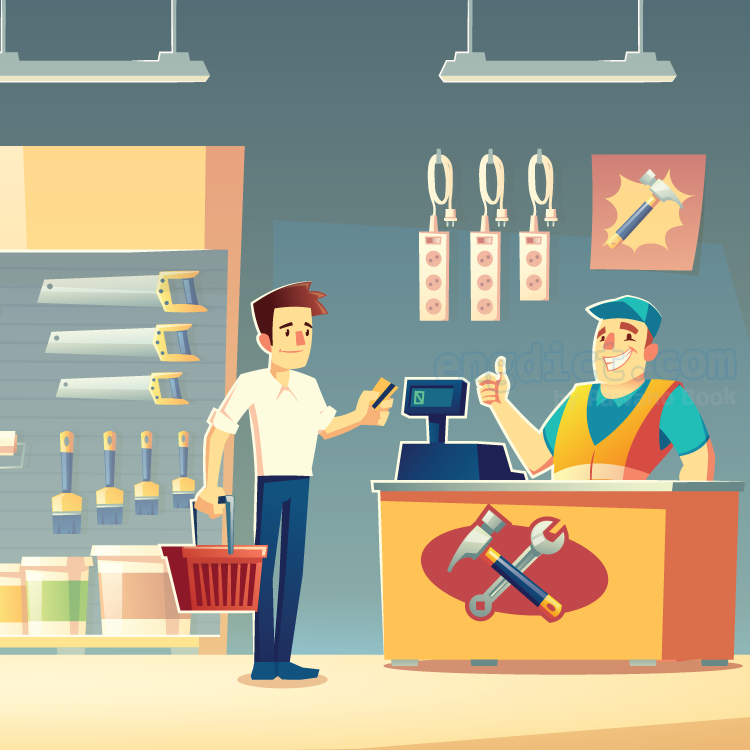appliance shop แปลว่า ร้านขายเครื่องมือ
