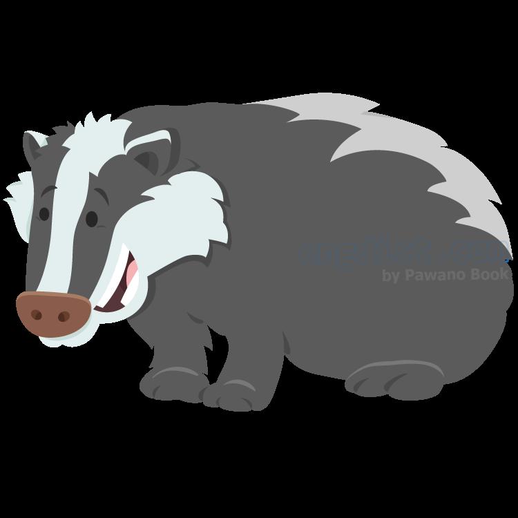 badger แปลว่า ตัวแบดเจอร์
