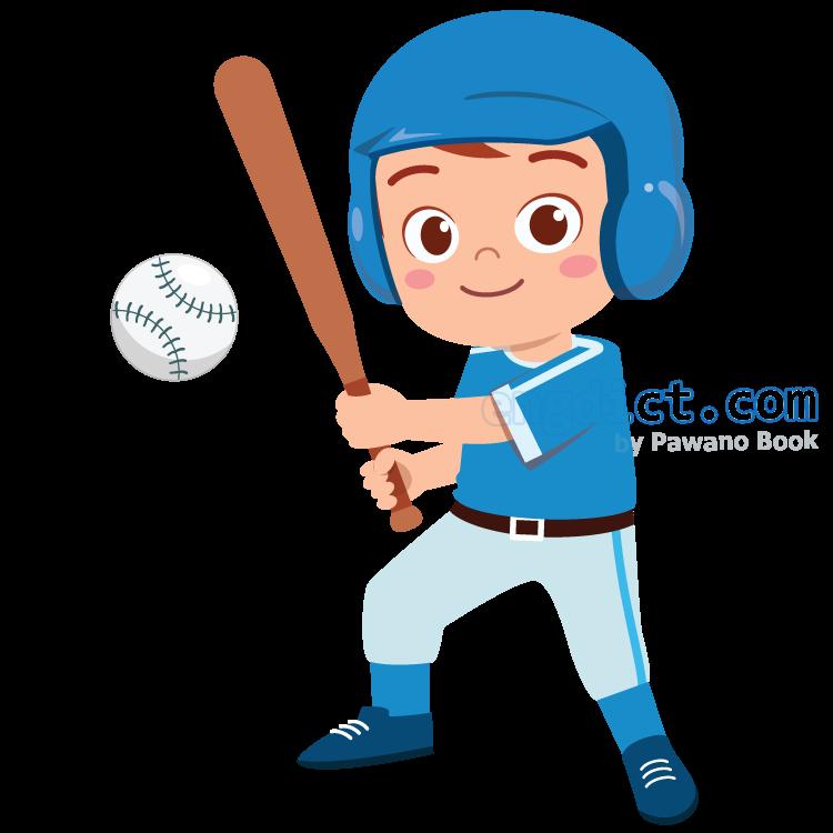 baseball แปลว่า กีฬาเบสบอล
