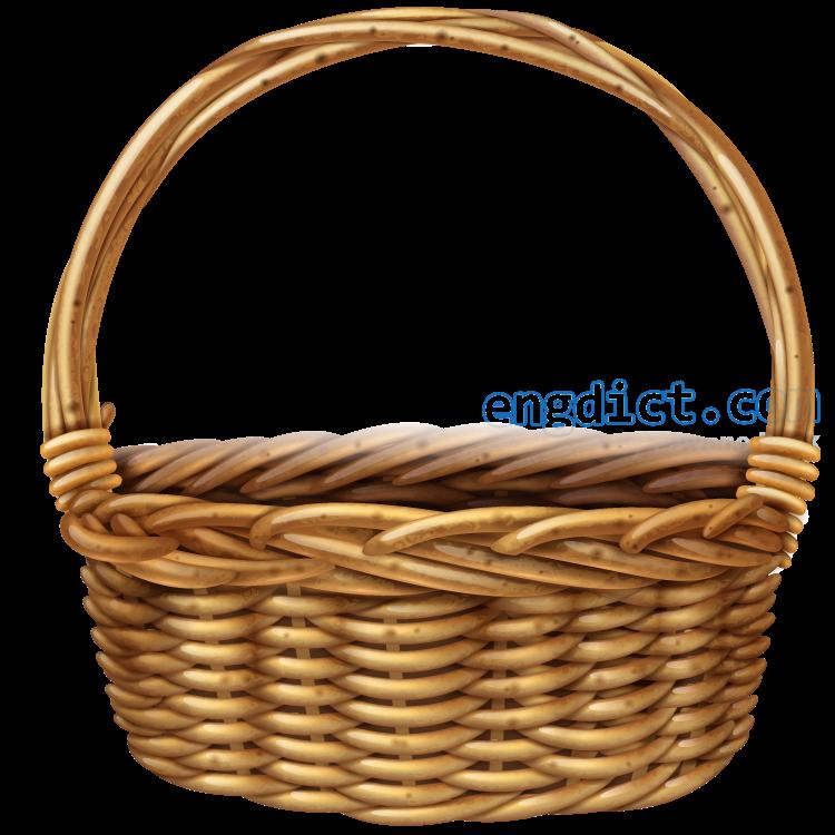 basket แปลว่า ตะกร้า