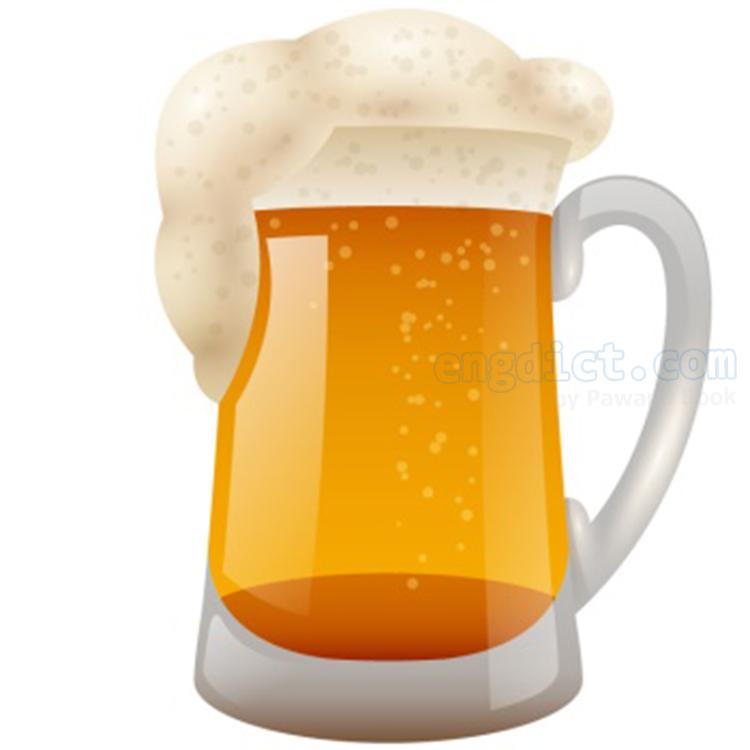 beer แปลว่า เบียร์