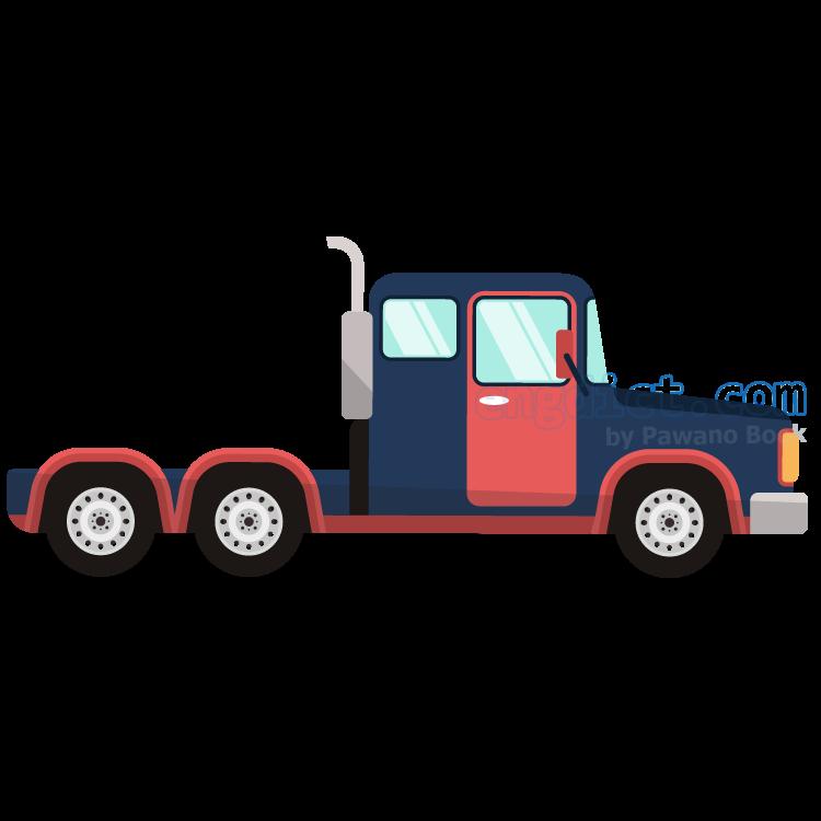 big truck แปลว่า รถบรรทุกขนาดใหญ่
