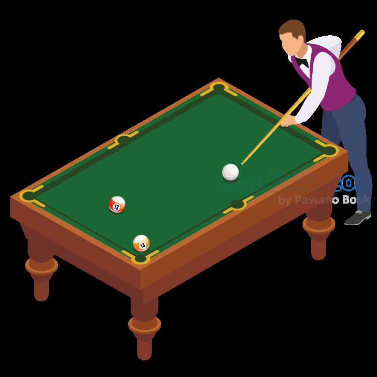 billiards แปลว่า บิลเลียด