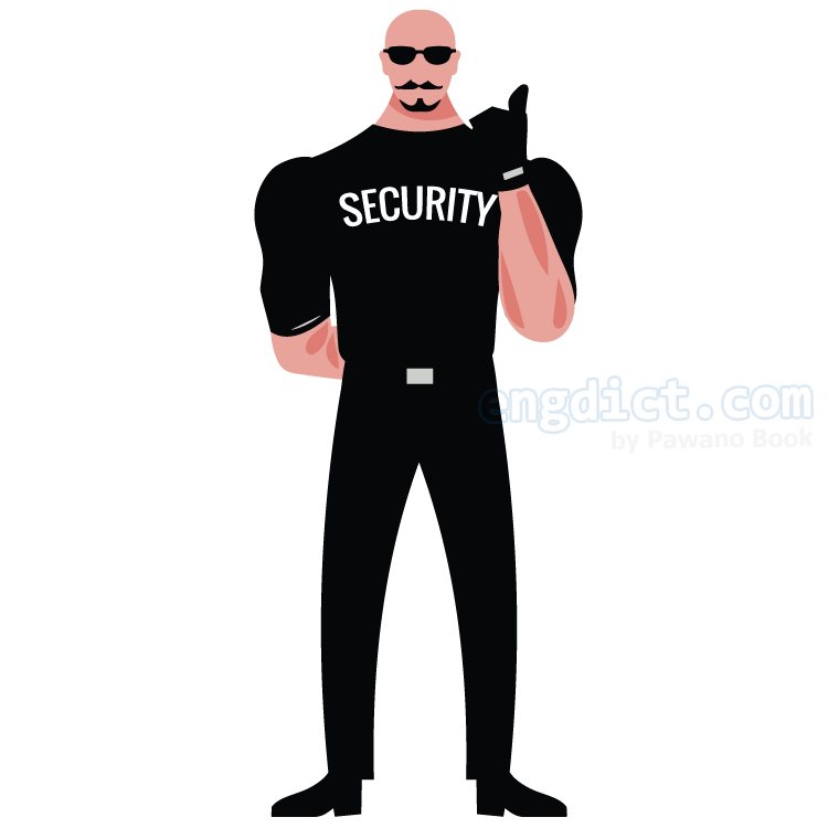 bodyguard แปลว่า องครักษ์