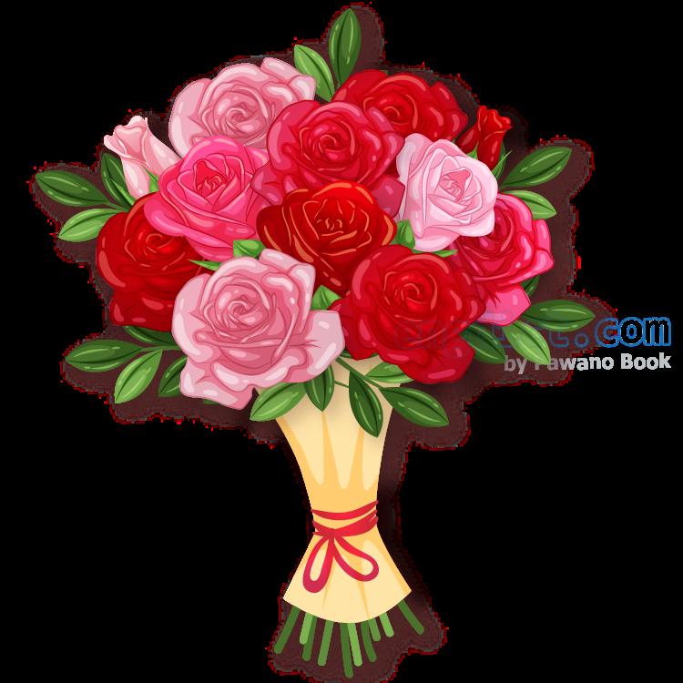 bouquet แปลว่า ช่อดอกไม้