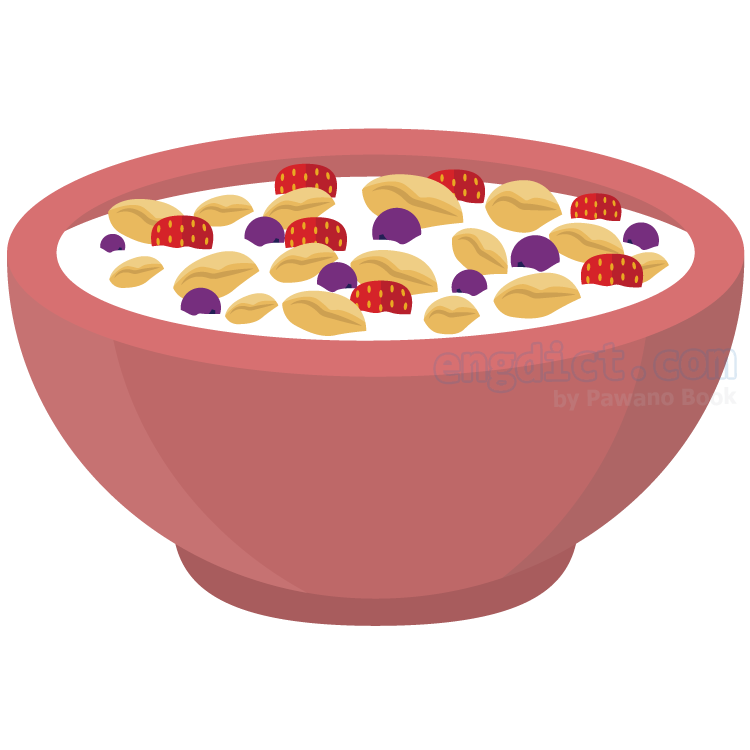 bowl แปลว่า ชาม