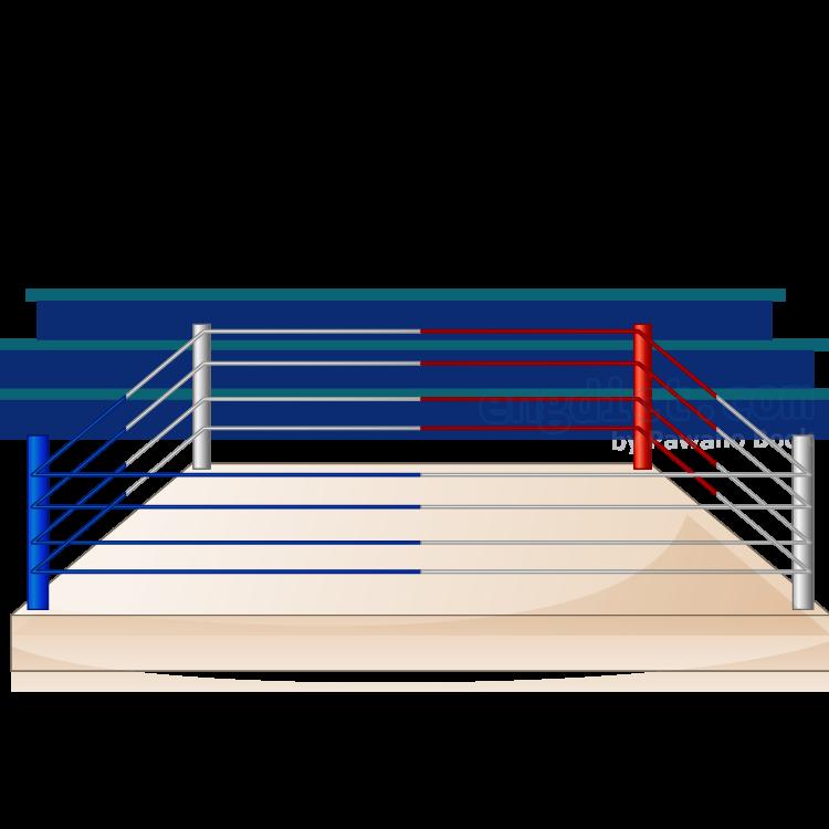 boxing ring แปลว่า เวทีมวย