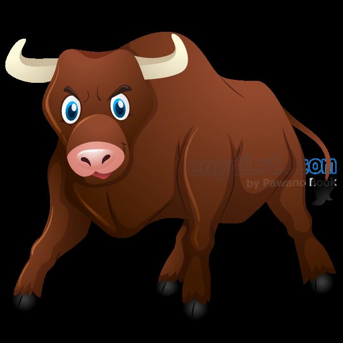 bull แปลว่า วัวตัวผู้