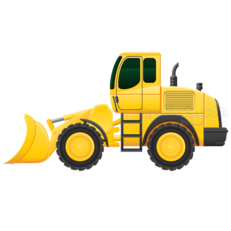 bulldozer แปลว่า รถแทรกเตอร์เกลี่ยดิน