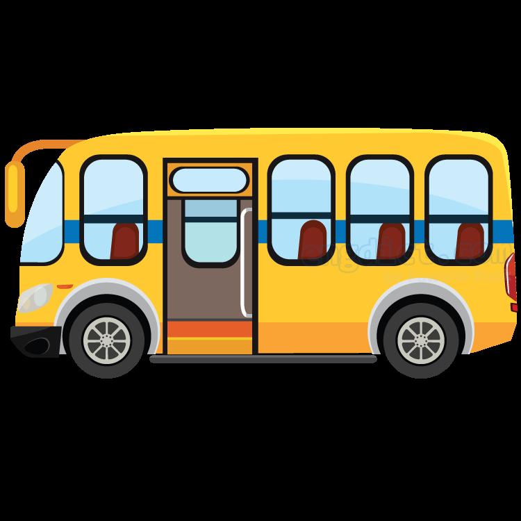 bus แปลว่า รถบัส