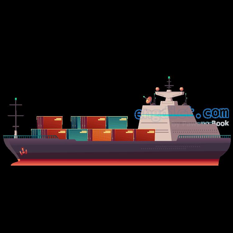 cargo ship แปลว่า เรือบรรทุกสินค้า