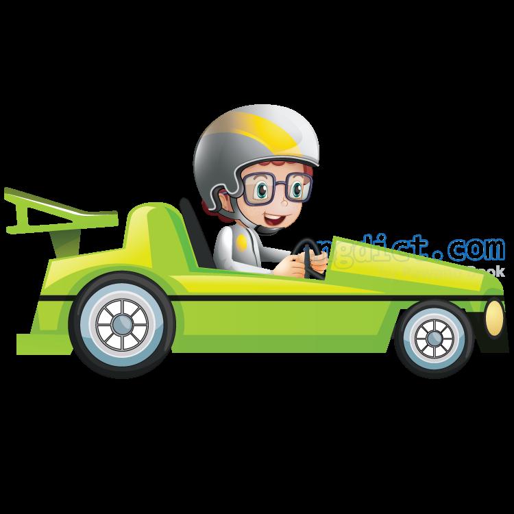 car racing แปลว่า กีฬาแข่งรถ
