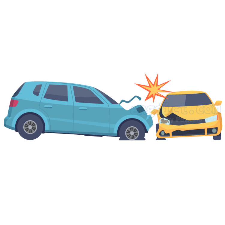 collision แปลว่า การชนปะทะกัน