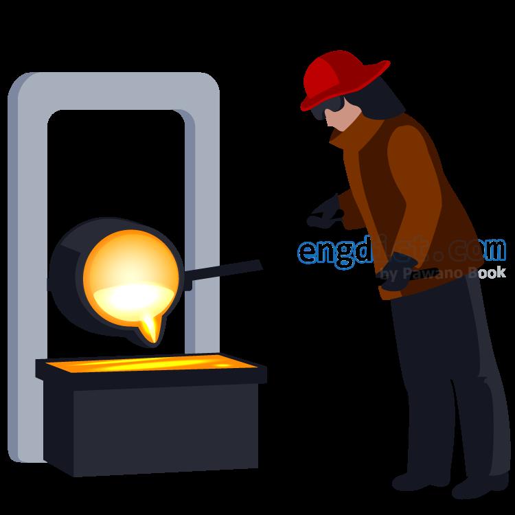 coppersmith แปลว่า ช่างทำเครื่องทองแดง