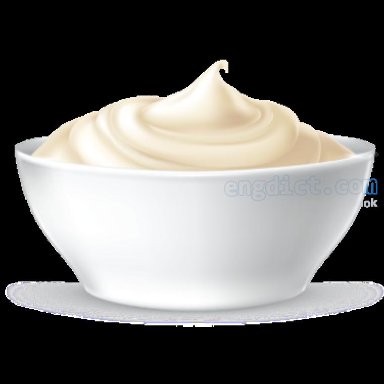 cream แปลว่า ครีม