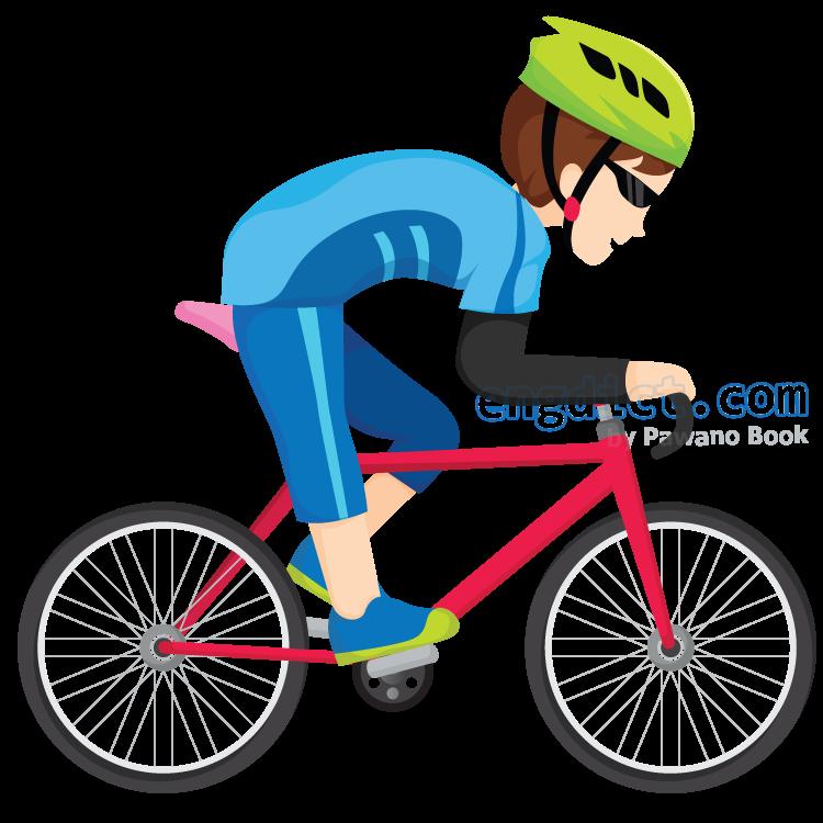 cycling แปลว่า กีฬาปั่นจักรยาน