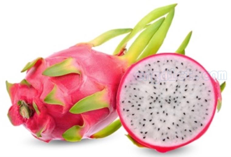 dragon fruit แปลว่า แก้วมังกร