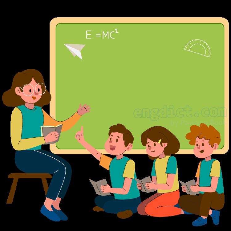education แปลว่า การศึกษา
