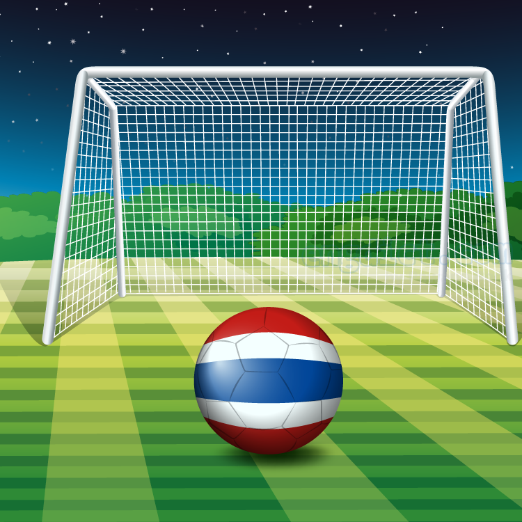 football court แปลว่า สนามฟุตบอล