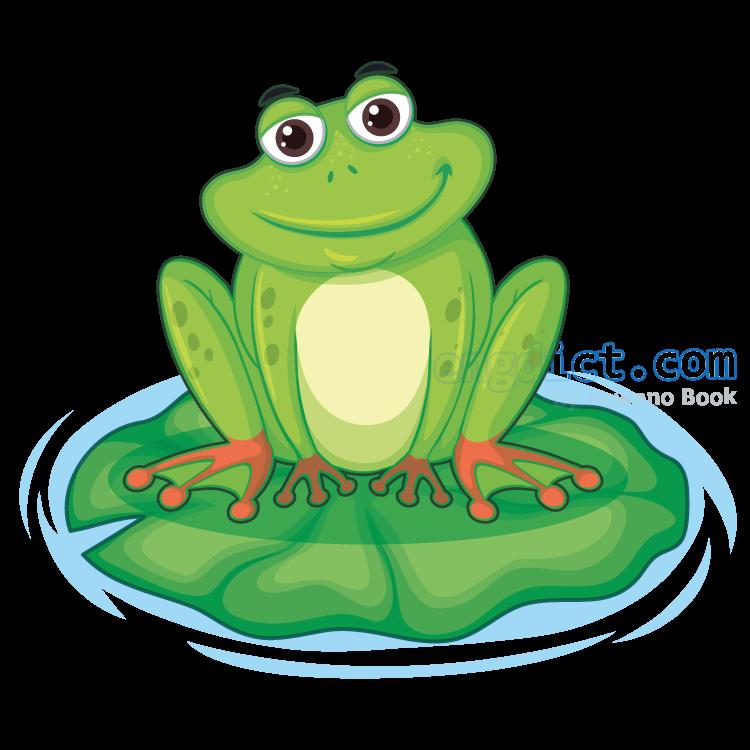 frog แปลว่า กบ