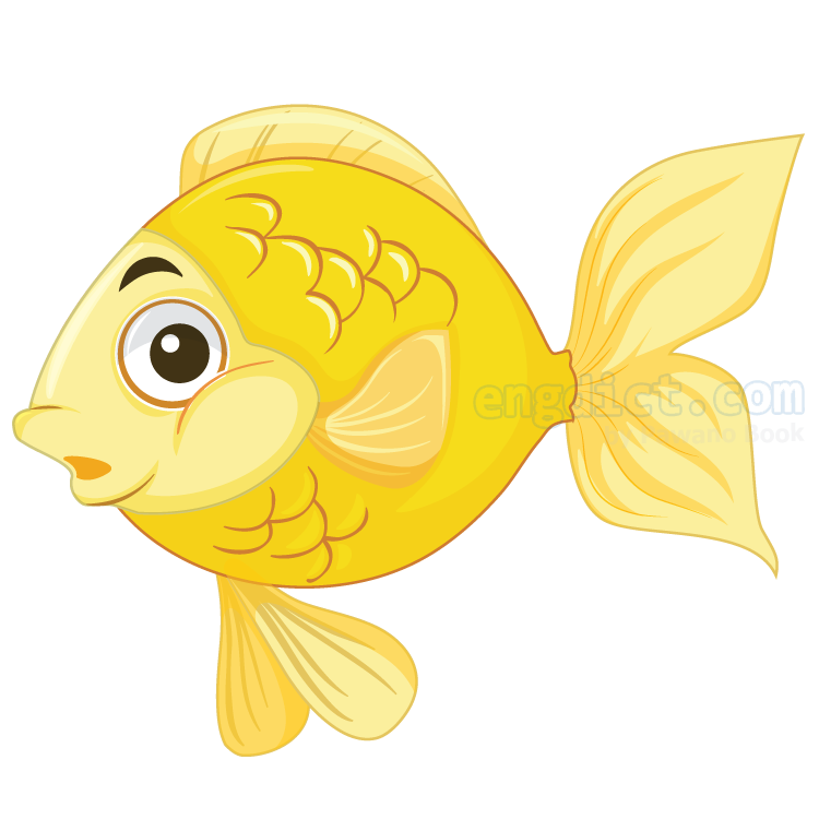 goldfish แปลว่า ปลาทอง
