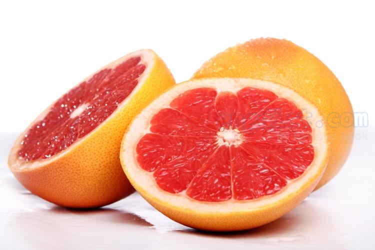 grapefruit แปลว่า ผลเกรปฟรุต