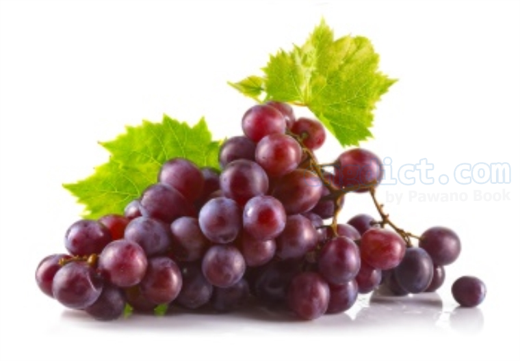 grape แปลว่า องุ่น