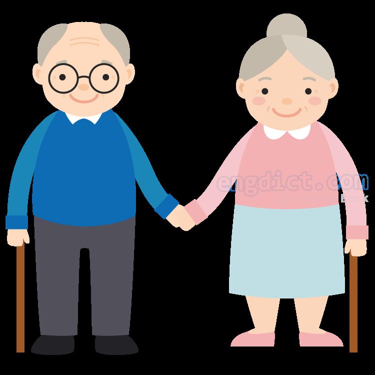 great-grandparent แปลว่า ปู่,ย่า,ตา,ยายของพ่อหรือแม่