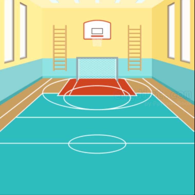 gymnasium แปลว่า โรงพลศึกษา