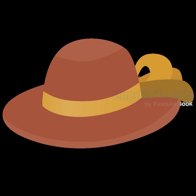 hat แปลว่า หมวก