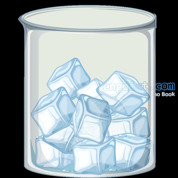 ice แปลว่า แข็งตัว