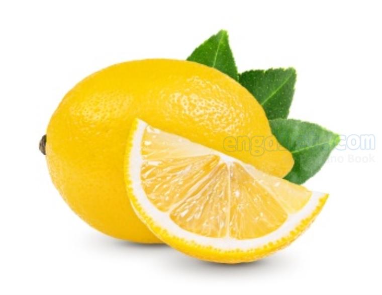 lemon แปลว่า มะนาว