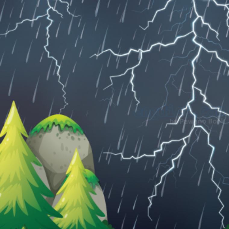 lightning แปลว่า สายฟ้า