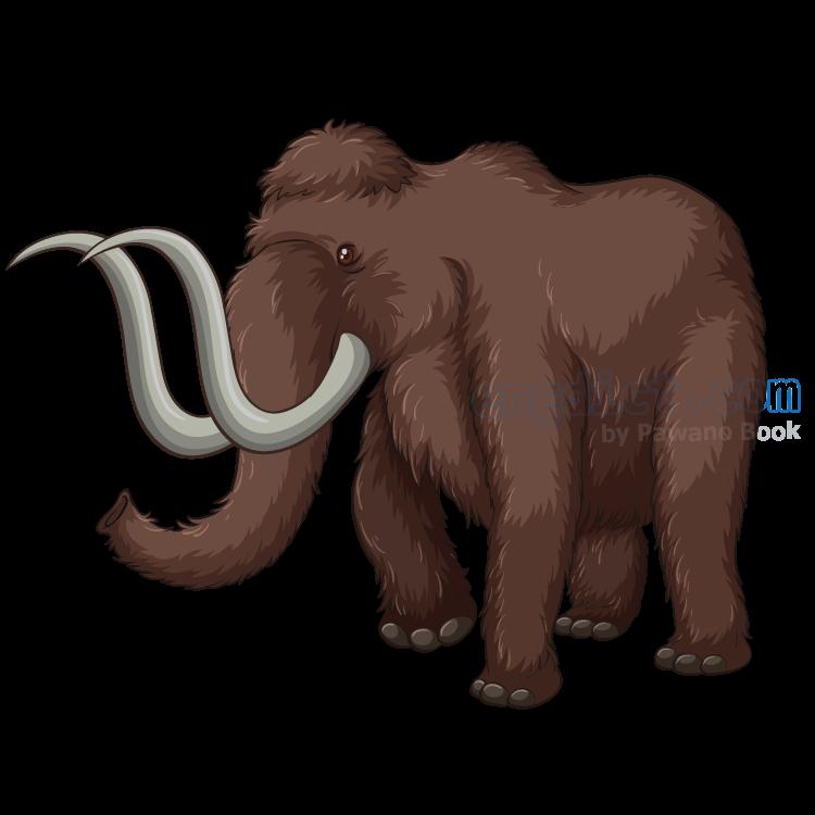 mammoth แปลว่า ช้างแมมมอธ