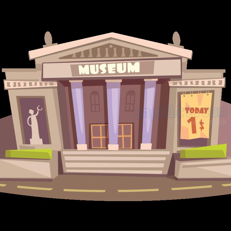 museum แปลว่า พิพิธภัณฑ์