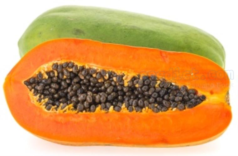 papaya แปลว่า มะละกอ