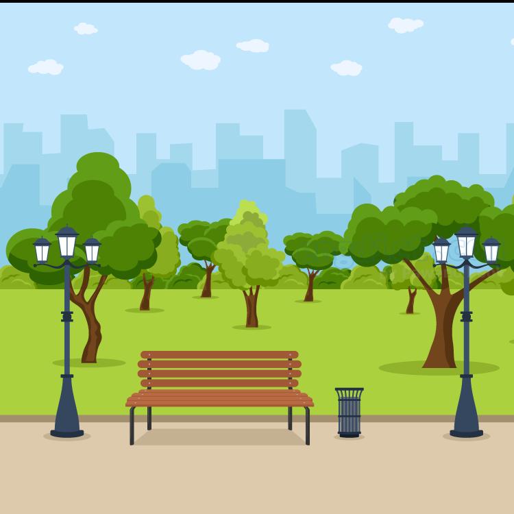 park แปลว่า สวนสาธารณะ