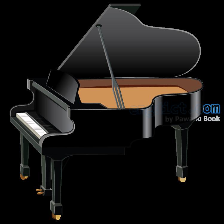 piano แปลว่า เปียโน