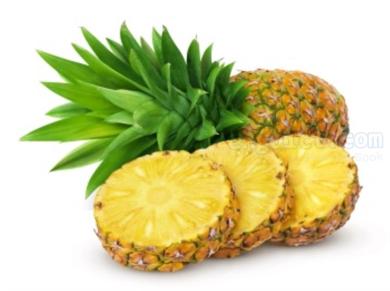 pineapple แปลว่า สับปะรด
